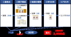 点数計算の練習_上級解説2